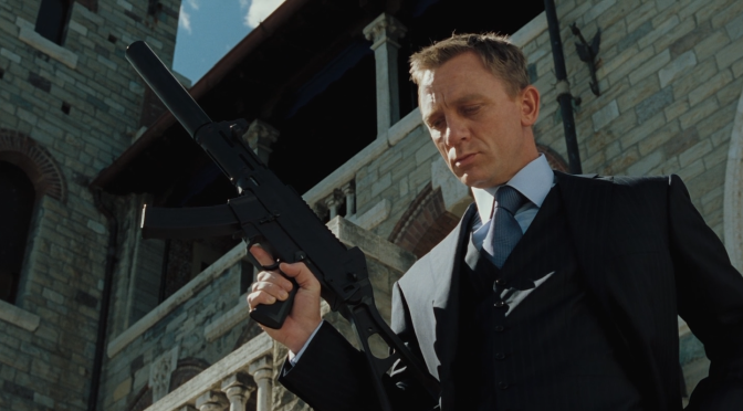 Movie Mondays #6 – Casino Royale
