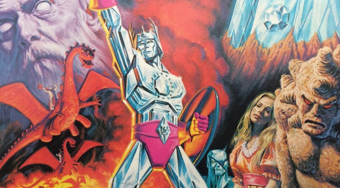 The Saga of Crystar and Its Weird Reintroduction to the Marvel Universe