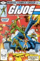 Marvel's G.I. Joe #1 (1982)