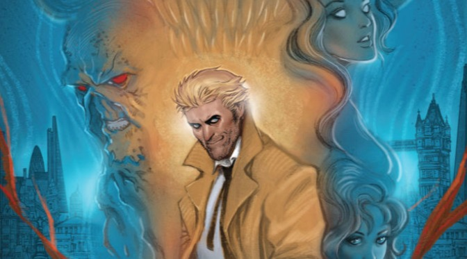 New Comics: Hellblazer