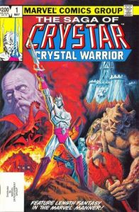 The Saga of Crystar (1983)