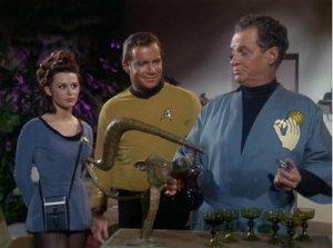 fancy a drink with Lt. Noel and Dr. Van Gelder?