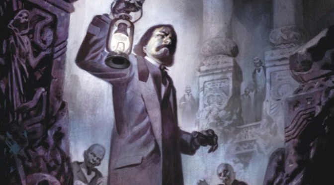 New Comics: Witchfinder – City of the Dead