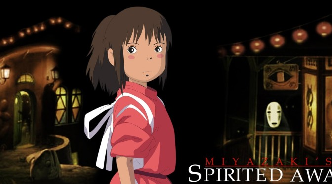 Movie Mondays #14: Spirited Away