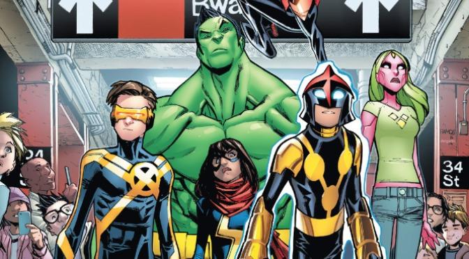 Marvel NOW! – Week 1
