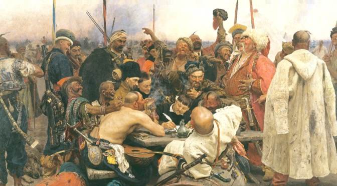 The Immortal Iron List of Ilya Repin's Masterpieces
