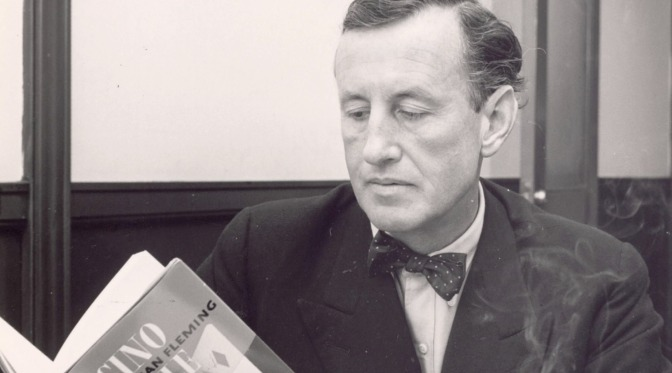 """Nothing Is Too Much Trouble"": A Chronology of Ian Fleming's James Bond (Part 1)"