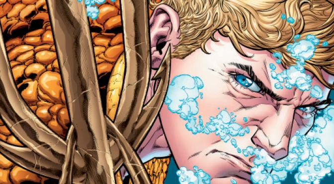 The Best of DC Rebirth #5: Aquaman