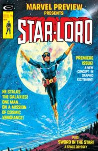 Star-Lord's debut (1976)