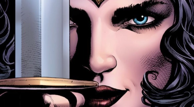 The Best of DC Rebirth #2: Wonder Woman