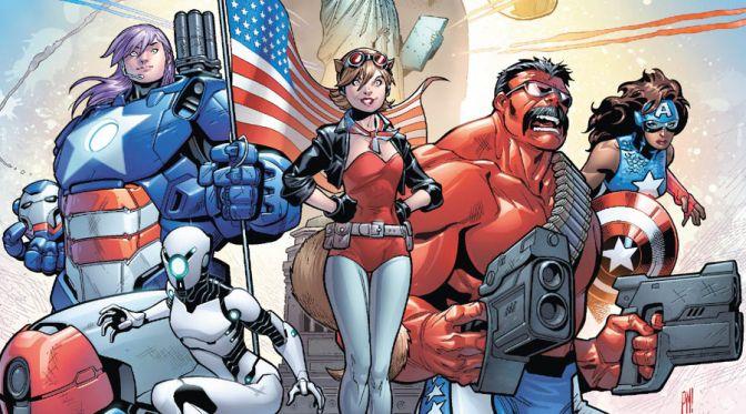 Marvel NOW! – Week 14