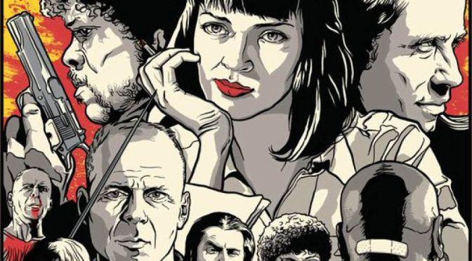 Ghostmann's Favorite Scenes: Pulp Fiction