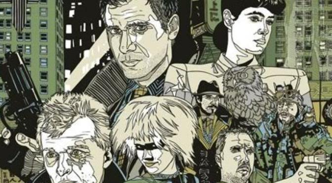 Ghostmann's Favorite Scenes: Blade Runner