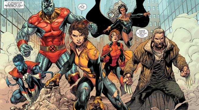 X-Men: Gold