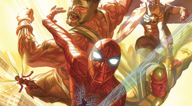 The Best of Marvel NOW! #1 – The Avengers