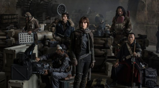 Ghostmann's (LEAST) Favorite Scenes: Rogue One