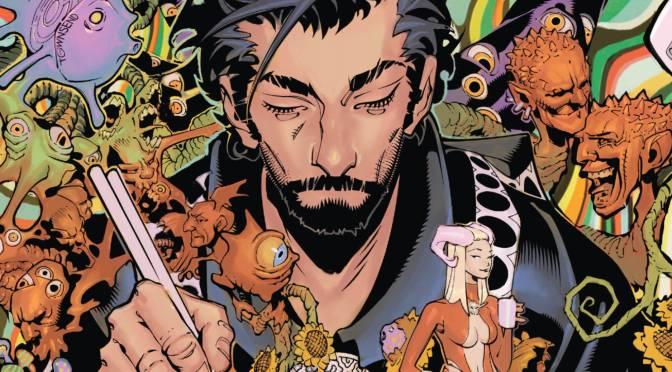 Aaron & Bachalo's Doctor Strange