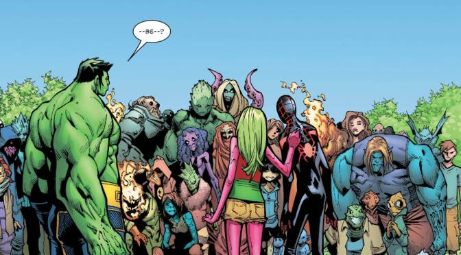 Champions and the Secret Empire Tie-Ins