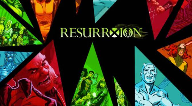 Marvel's ResurrXion Ranked
