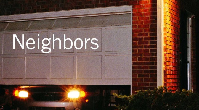 "The Holy Bee Recommends, #18: Thomas Berger's ""Neighbors"""