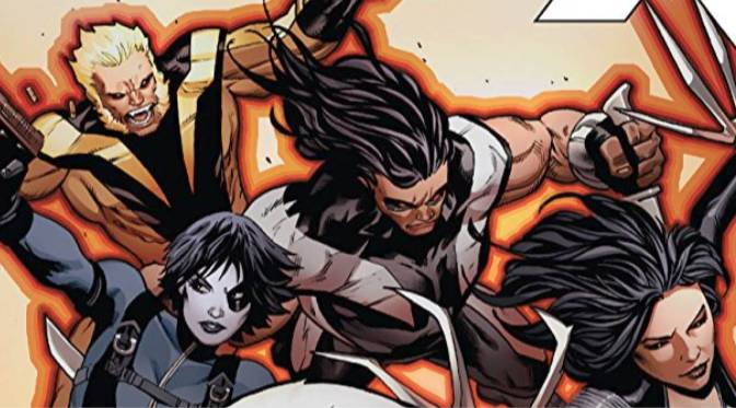 The Best of ResurrXion #5 – Weapon X