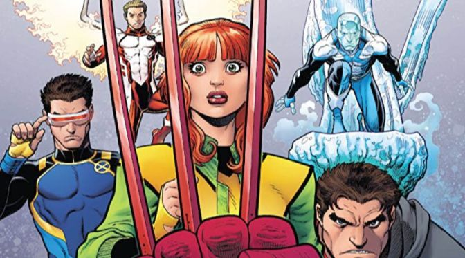 The Best of ResurrXion #2 – X-Men: Blue