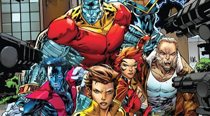 The Best of ResurrXion #1 – X-Men: Gold