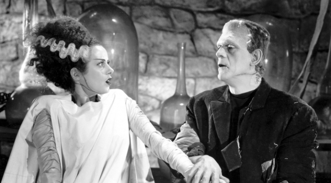 31 DAYS OF HORROR: DAY 21 – BRIDE OF FRANKENSTEIN