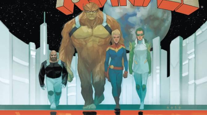 Captain Marvel #125