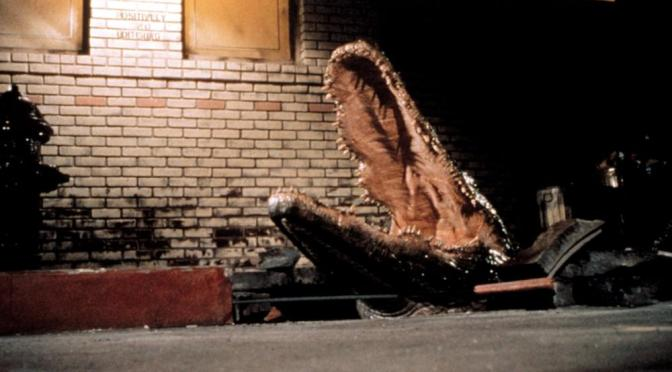 31 DAYS OF HORROR: DAY 27 – ALLIGATOR