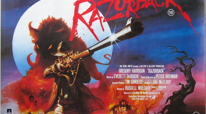 31 DAYS OF HORROR: DAY 16 – RAZORBACK