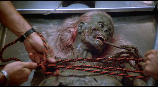 31 DAYS OF HORROR: DAY 23 – THE RETURN OF THE LIVING DEAD