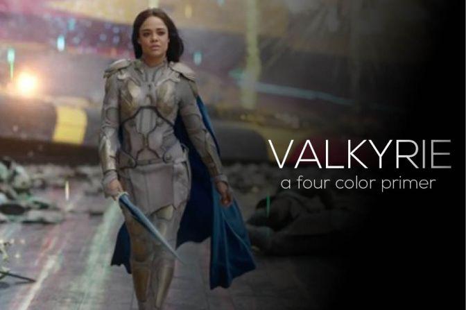 Four Color Primer: Valkyrie, Part 3