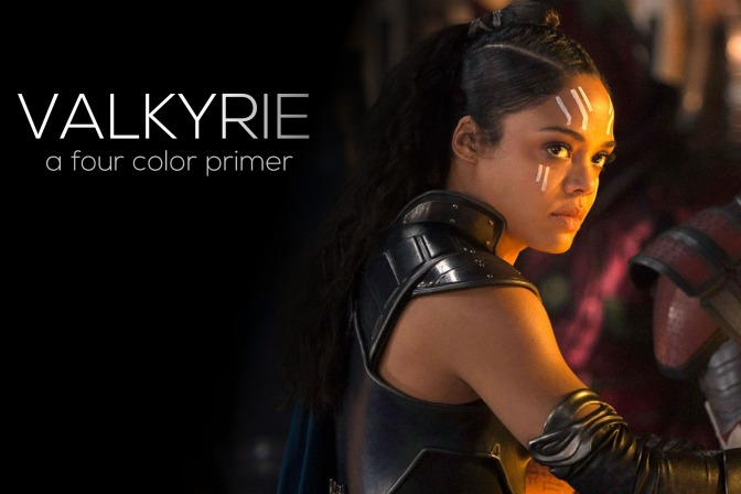Four Color Primer: Valkyrie, Part 4