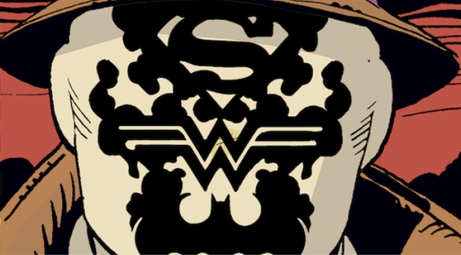 Read Along With Ghostmann: Doomsday Clock #1