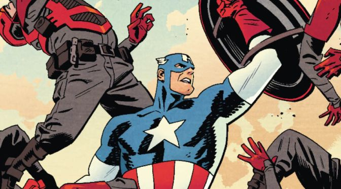 The Best of Marvel Legacy #3 – Captain America
