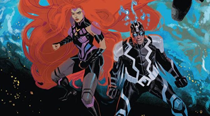 Inhumans: Judgment Day