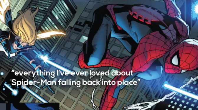 Ranking Marvel Legacy: 30 – 21