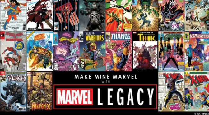 Marvel Legacy Ranked