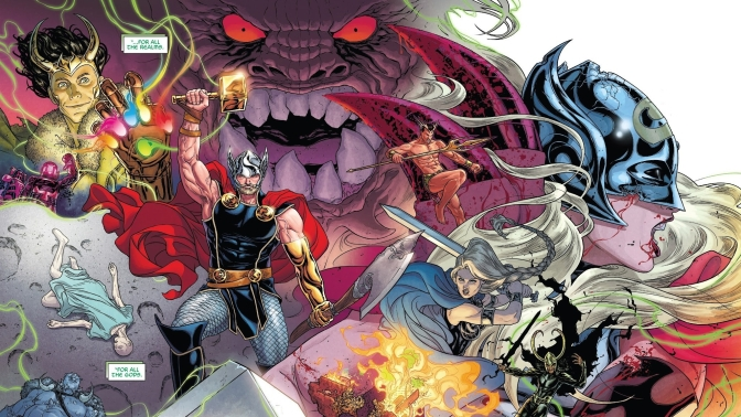 The Best of Marvel Legacy #1 – The Mighty Thor