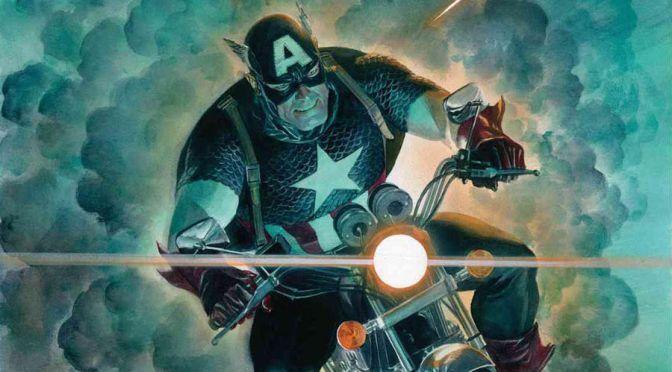 Captain America #700