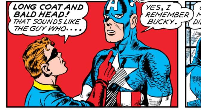 Comic Book Trivia: The Cap, Cats, & Bats Edition