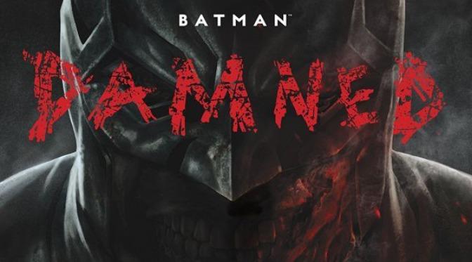 Batman: Damned #1
