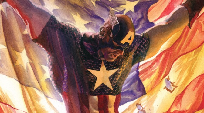The Best of Marvel's Fresh Start #5 – Captain America