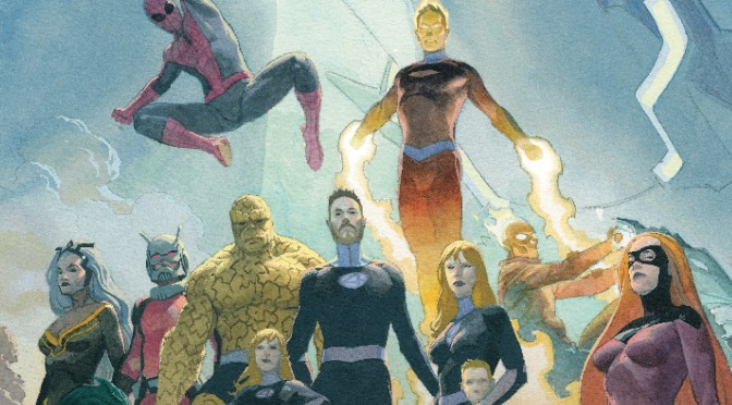 The Best of Marvel's Fresh Start #4 – Fantastic Four