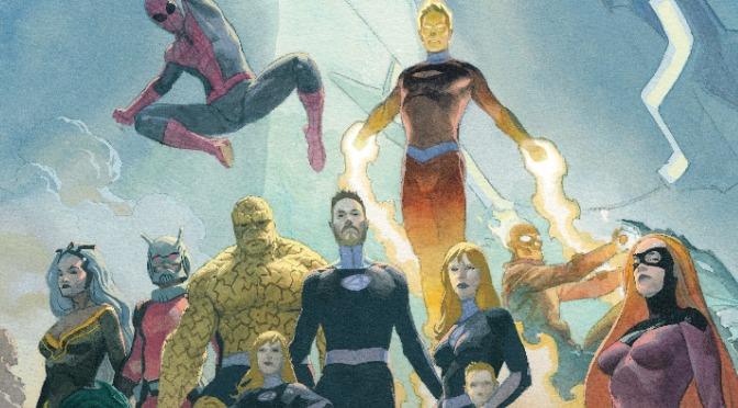 The Best of Marvel's Fresh Start #4 – Fantastic Four