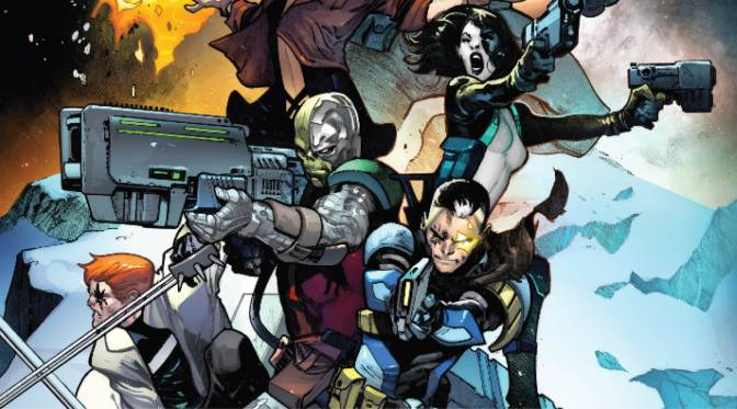 X-Force by Brisson & Burnett