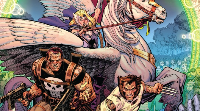 War of the Realms: Week Three