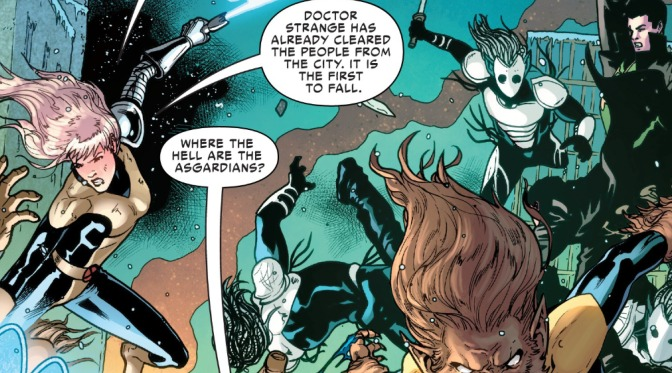 War of the Realms: Week Four