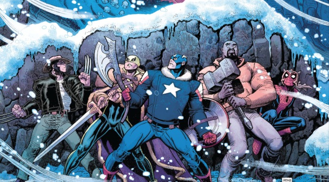 War of the Realms: Week Five